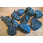 kleine zwarte toermalijn stenen