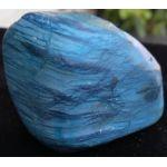 Azuriet trommelsteen groot