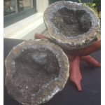 Mexicaanse Gasbol Geode groot
