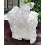 Angel Aura Bergkristal cluster