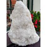 Bergkristal cluster XXXL speciaal
